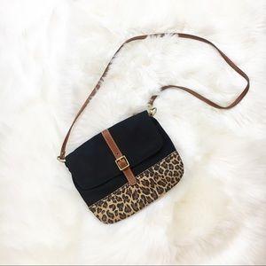 7cc5242a94 Fossil purse leopard print
